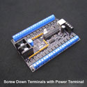 Screw Down Terminals With Power Terminal