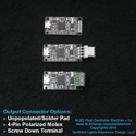 pixel electron connector options