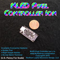 NLED Pixel Controller Ion - USB Enabled, Multiple Pixel Chipsets